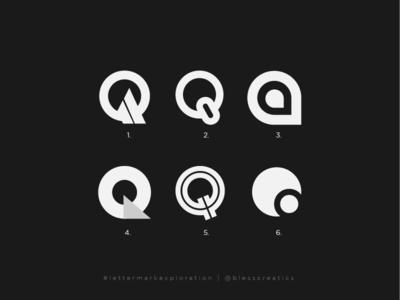 #lettermarkexploration - Q - 17/26