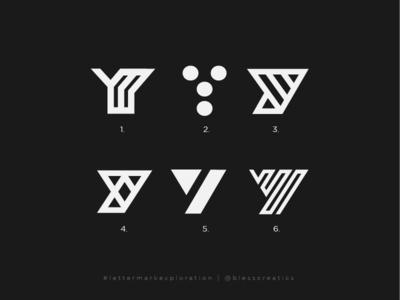 #lettermarkexploration - Y - 25/26