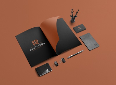 Rockwood Construction - Brand Identity