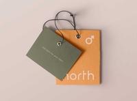 NORTH - Premium kids wear | Brand Identity