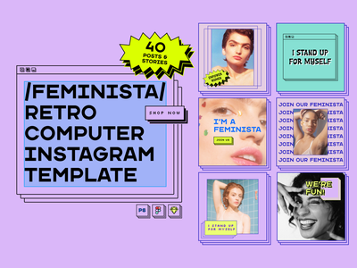 Old school instagram template retro instagram old computer aesthetic old computer funky groovy instagram stories instagram post retro instagram templates instagram template instagram old school