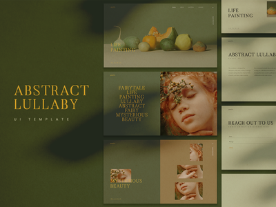 Abstract Lullaby UI Kit blogger template elements ui element ui elements ui websites ui website ui design design ui kit design ui kit responsive ui kit psd pack ui pack ui template website template website template kit ui kit ui