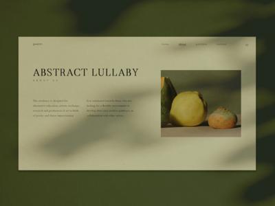 Lullaby UI Kit