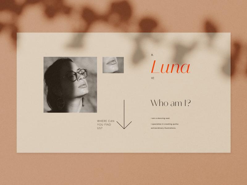 Studio Presentation Proposal Luna y Sol