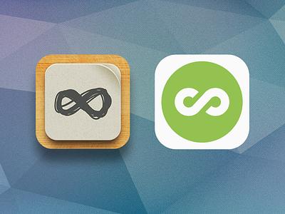 In with the new… ios iphone app habit habit list goals ios7 list icon app icon