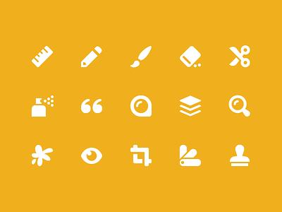 Pixi Icons - Creative icon icon set pixi vector creative ui