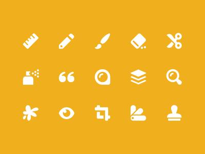 Pixi Icons - Creative