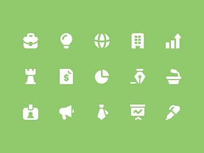 Pixi Icons - Business pixi money business ui icon set icons