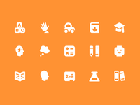 Pixi Icons - Learning