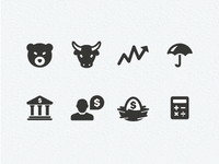Investing Icons