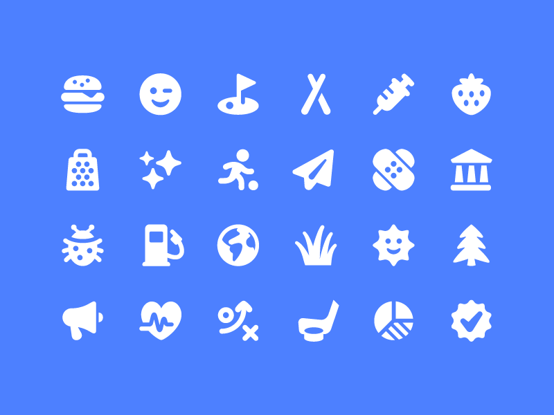 Pixi Icons - 50% off! icon iconjar vector ui sale promo icon set icons