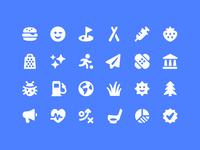 Pixi Icons - 50% off!