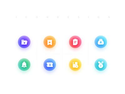 Icon design-02 color icon