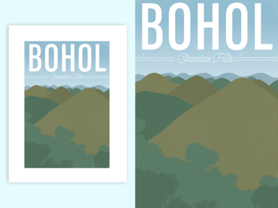 Bohol, Philippines | Poster