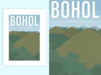 Bohol, Philippines | Poster