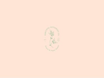 Fanciful Botanist Logo