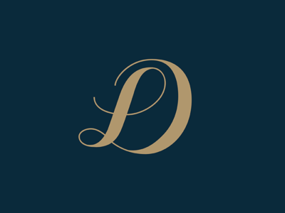 L | D  Monogram