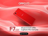 Oppo F7 Branding Banner