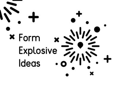 Explosive Ideas