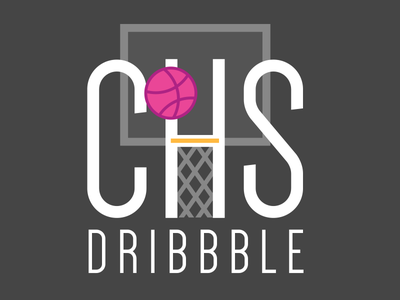 CHS Dribbble Redux net basketball dribbble chs charleston