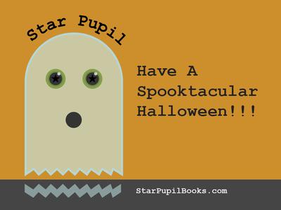Star Pupil Halloween 2017