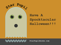 Star Pupil Halloween 2017