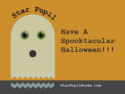 Star Pupil Halloween 2017 pupil star spooky spook ghost halloween