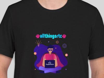 A cool developer tshirt