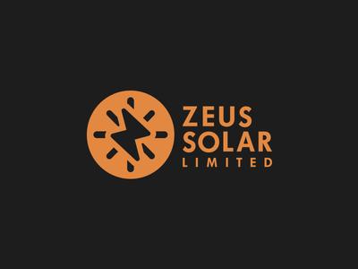 Zeus Solar Logo