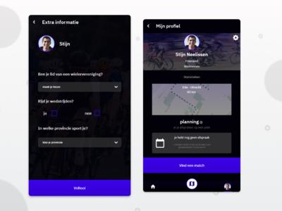 Social sport app