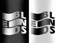 Blends typography