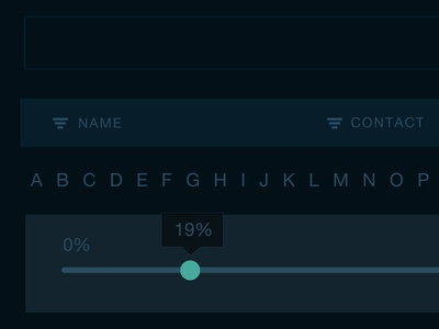 Voting Portal design wallet crypto ui user interface