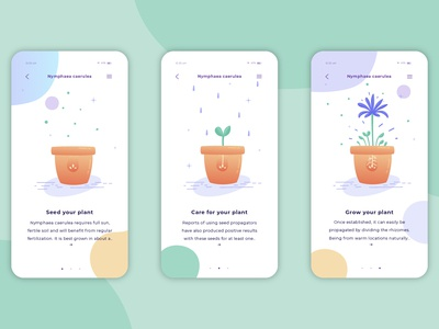Plant app concept application design application plants app design app icon sketch web design minimal website web flat ux ui typography graphic design illustration identity branding design
