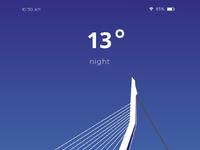 Weather app 03