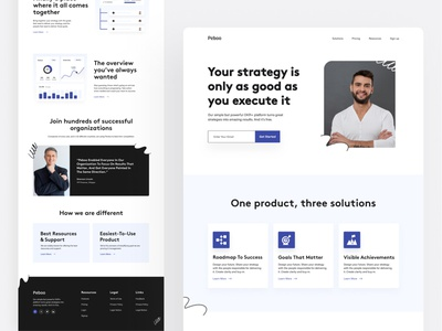 SaaS Landing Page webflow web chart service testimonial newsletter home page homepage website design landing page design saas landing page saas website saas design growth saas designer landing page landing website web design