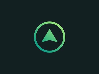 Logomark for rebrand logo logomark rebrand circle brand hotel vizergy