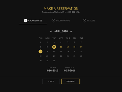 Hotel Booking input dropdown form reservation reserve flat process calendar ui travel booking hotel