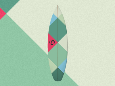 Surfboard surfboard surf beach board square triangle pattern pattern checkered
