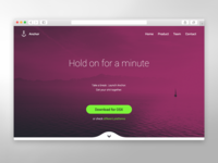 Day 003 / Landing Page