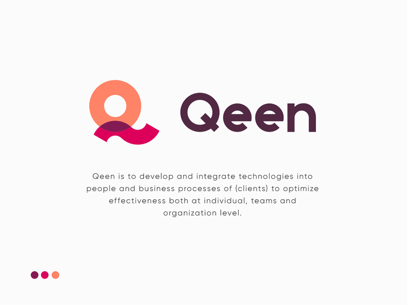 Logo for Qeen