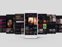 Video App UI #Daily