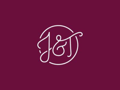 J & T Logo