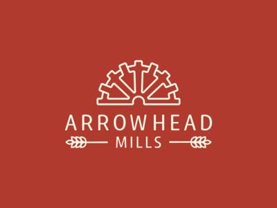 Arrowhead Mills Flour Logo