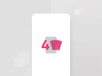 4 Dribbble Invites xd mobile interactive user experience user interface giveaway prototype ux ui clean simple minimal animation interaction dribbble invites dribbble