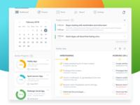 Project Helper App /dashboard/
