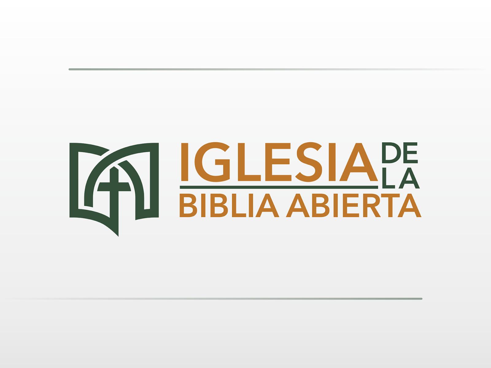 Iglesia De La Biblia Abierta By Biggs Design On Dribbble