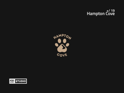 Hampton Cove | ThirtyLogos#19