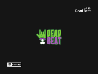 Dead Beat | ThirtyLogos#23