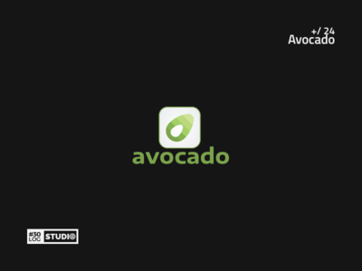 Avocado | ThirtyLogos#24
