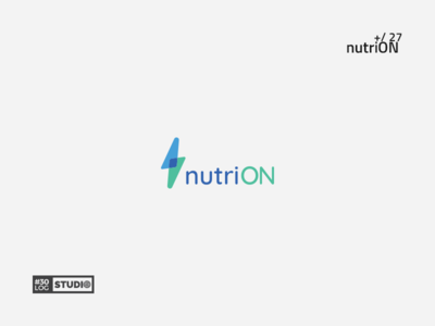 nutriON | ThirtyLogos#27